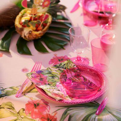 Duni Aloha Floral kattaus
