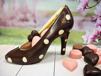 Suklaakorkokenkä Kultasuklaa