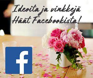 Ideoita ja vinkkejä Häät Facebookista
