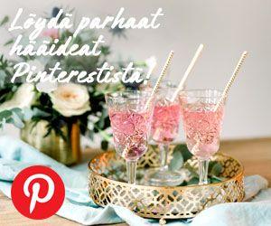 Parhaat hääideat Häät Pinterestistä