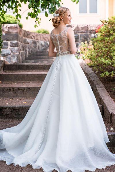 morsian prinsessa hääpuku Zazabella Dazzling