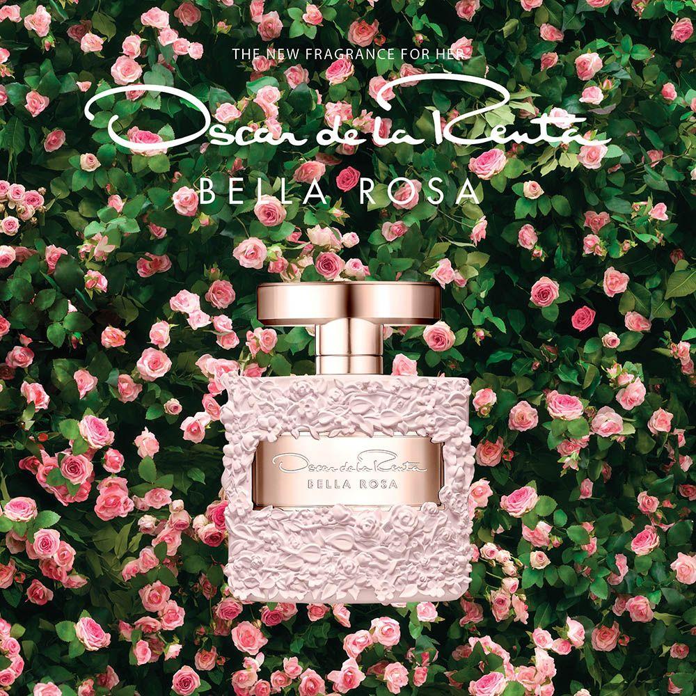 Oscar de la Renta Bella Rosa häätuoksu