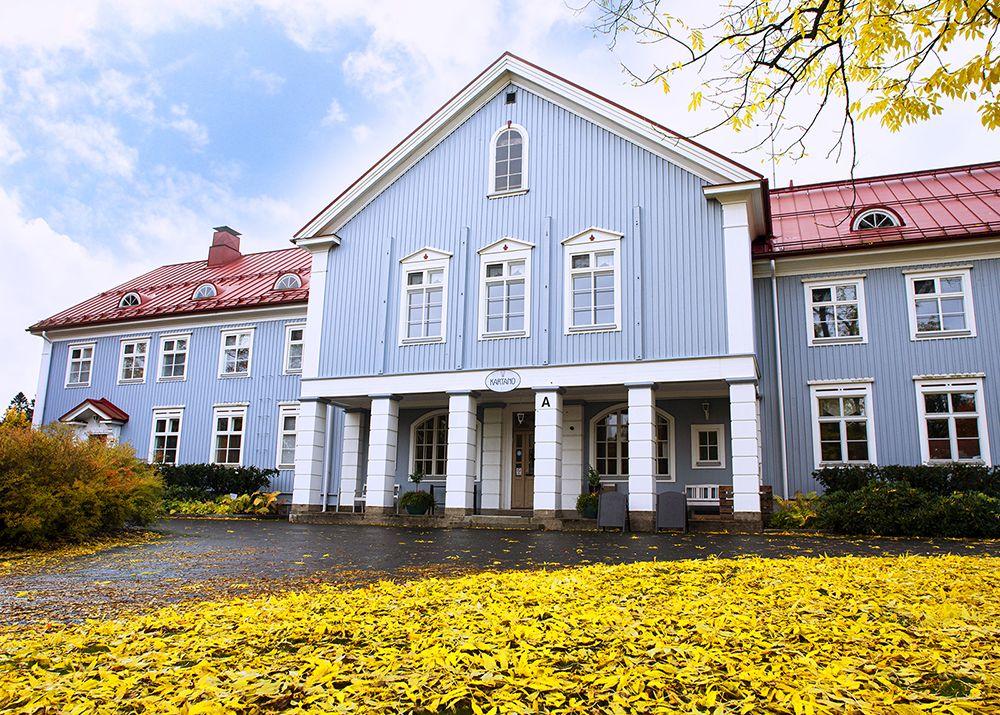 hääpaikka Ahlmannin kartano Tampere