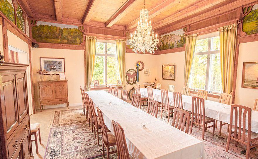 hääpaikka Villa Volax Turku