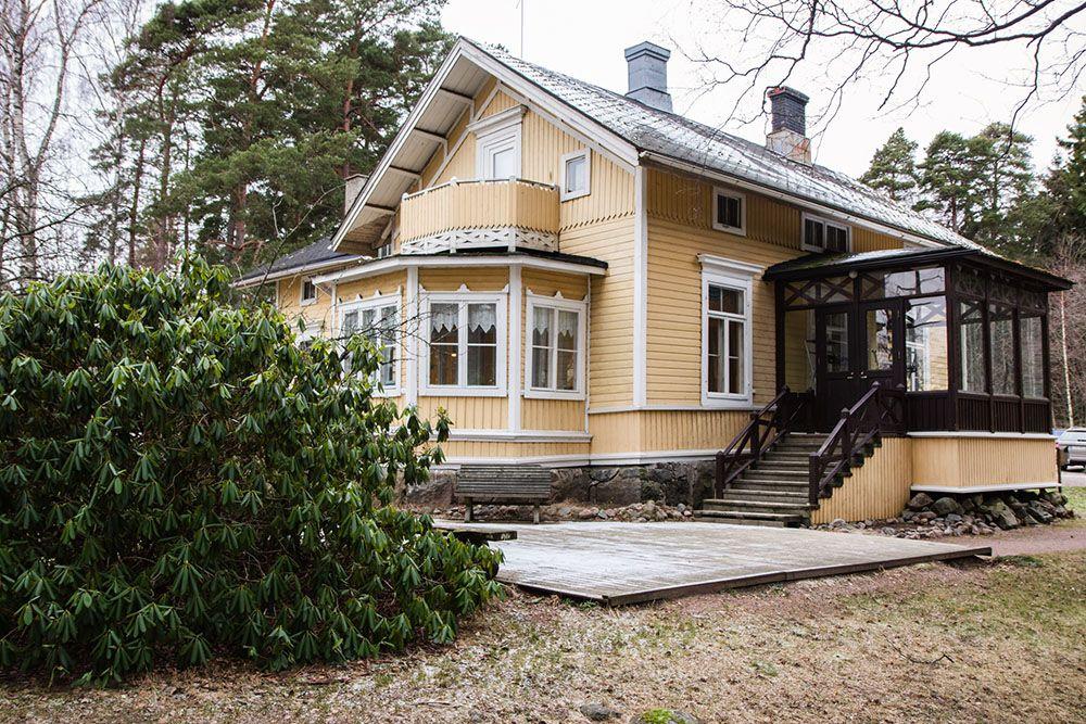 Hääpaikka Villa Furuvik Helsinki