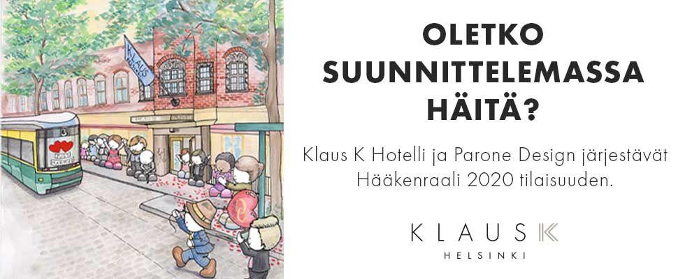 Klaus K Hääkenraali 2020