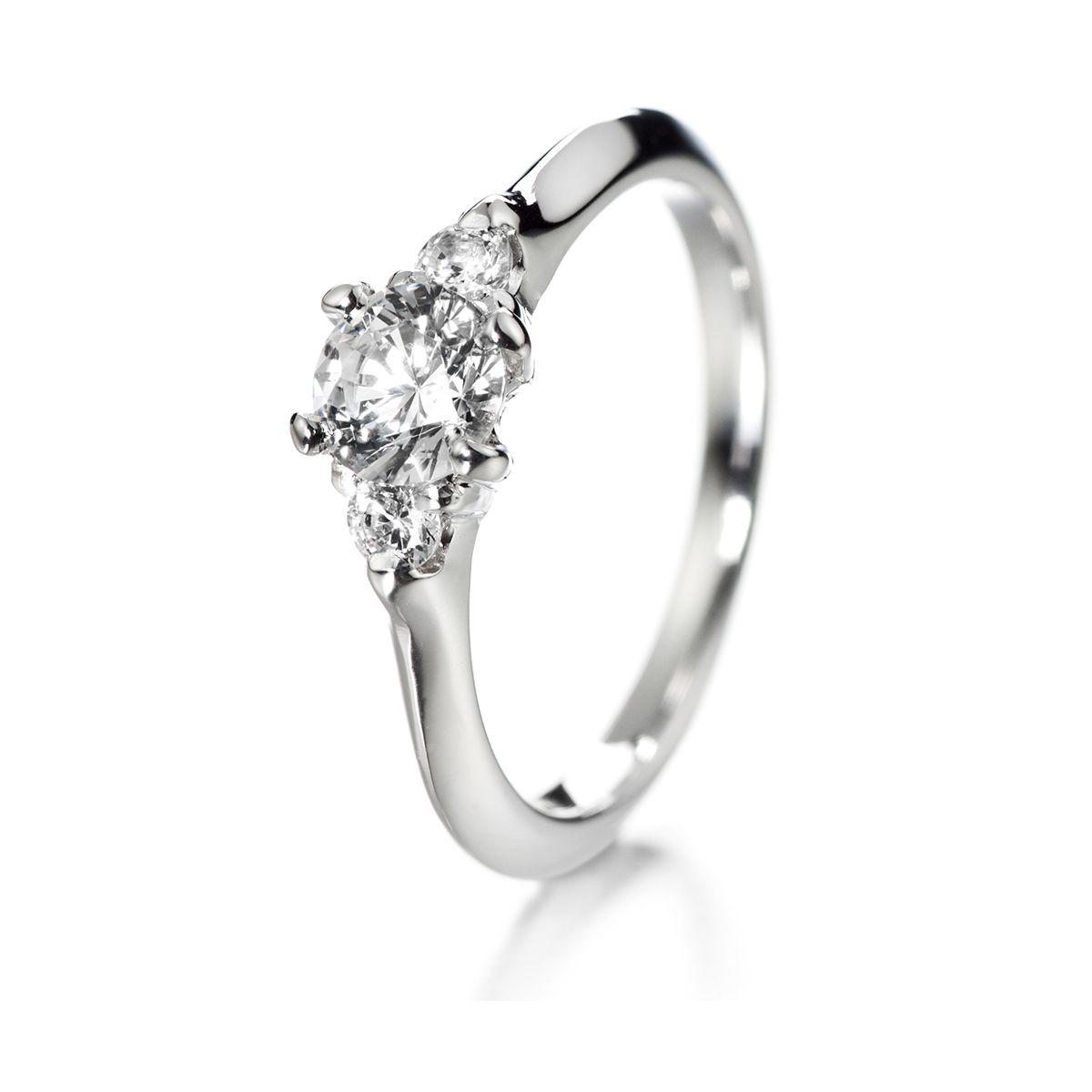 Kultasepät Andreasen Idea timanttisormus