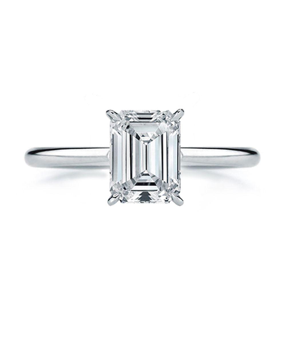 Korkeila Helsinki emerald-hiontainen timantti Mercury
