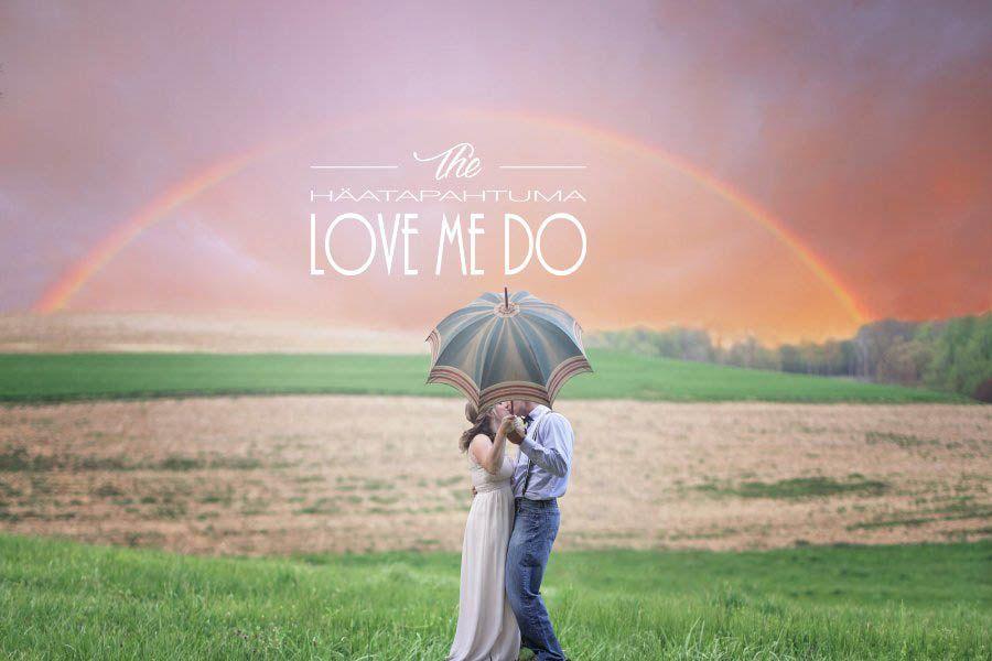 Love me do häätapahtuma 05102019
