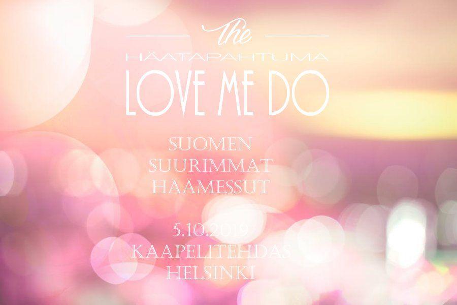 Love me do häämessut 05102019