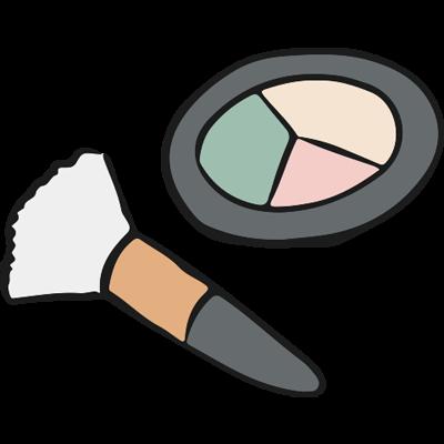 Kuvitus - Kauneus ja kampaukset