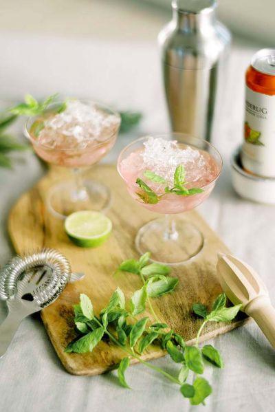 coctail valmistus Mojito-drinkki