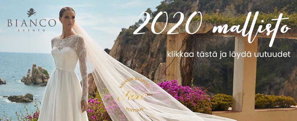 Bianco Evento Hääpukukone 2020 Paraati