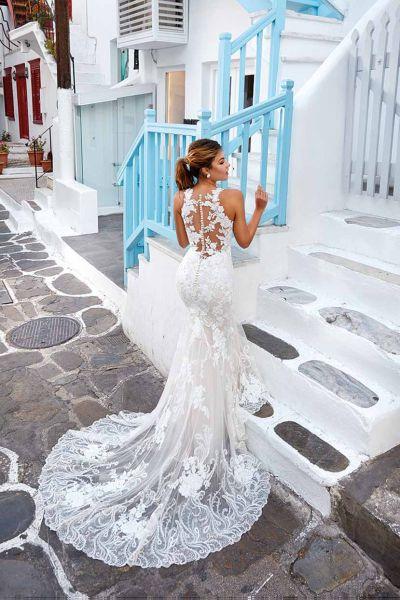 Hääpuku Perla Eddy K Wedding Garage
