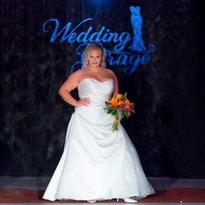 käytetty hääpuku wedding garage