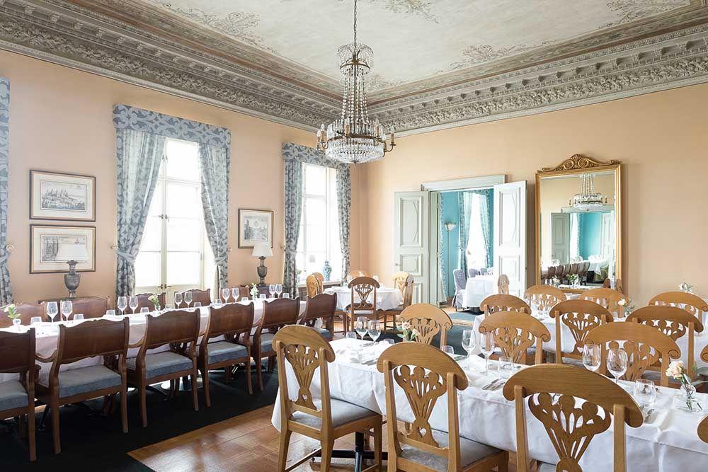 Hotel Haven Restaurant Haven Helsinki hääpaikka