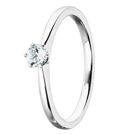 timanttisormus valkokulta 42238 StoryOfLove Kultajousi