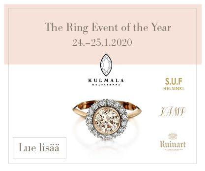 Kultaseppä Kulmala The Ring Event of the Year 2020