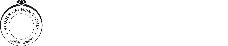 Vuoden Kaunein Sormus logo