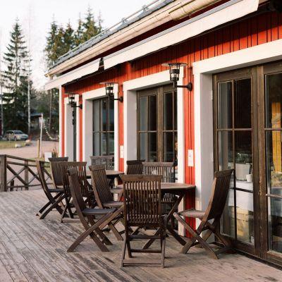 Krapin Ravintola Mankeli on juureva hää- ja juhlapaikka Tuusulassa pääkaupunkiseudulla