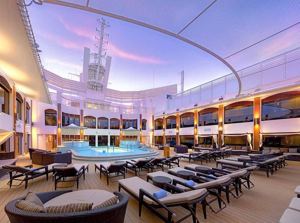 häämatka Risteilykeskus Norwegian Cruise Line the Haven