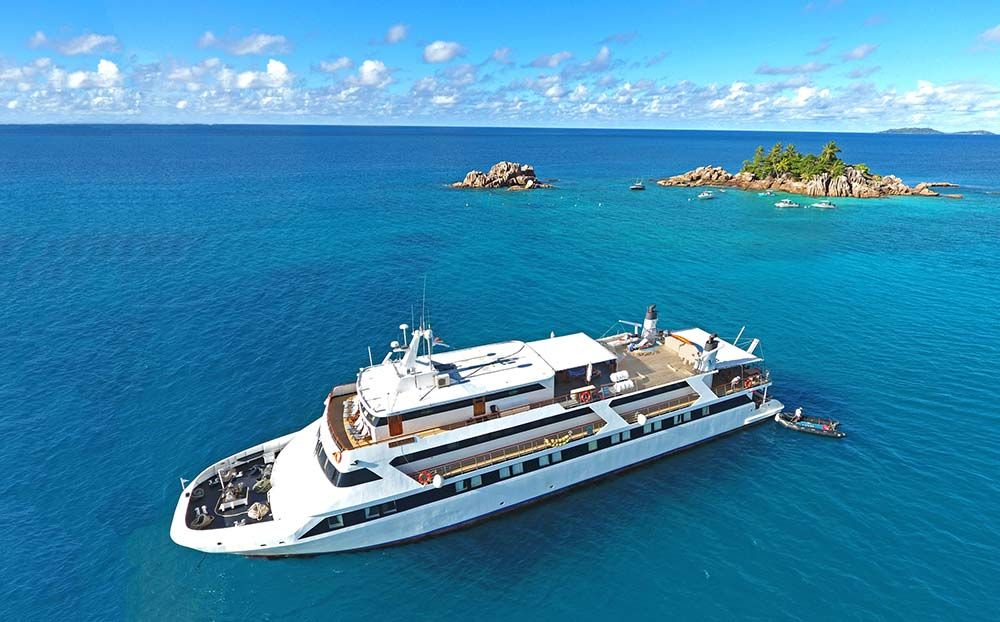 häämatka häämatkaristely ristelykeskus Variety Cruises