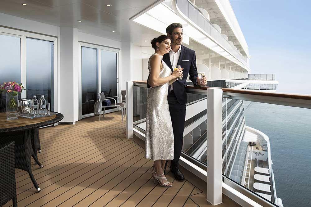 häämatka risteilykeskus MSC Cruises