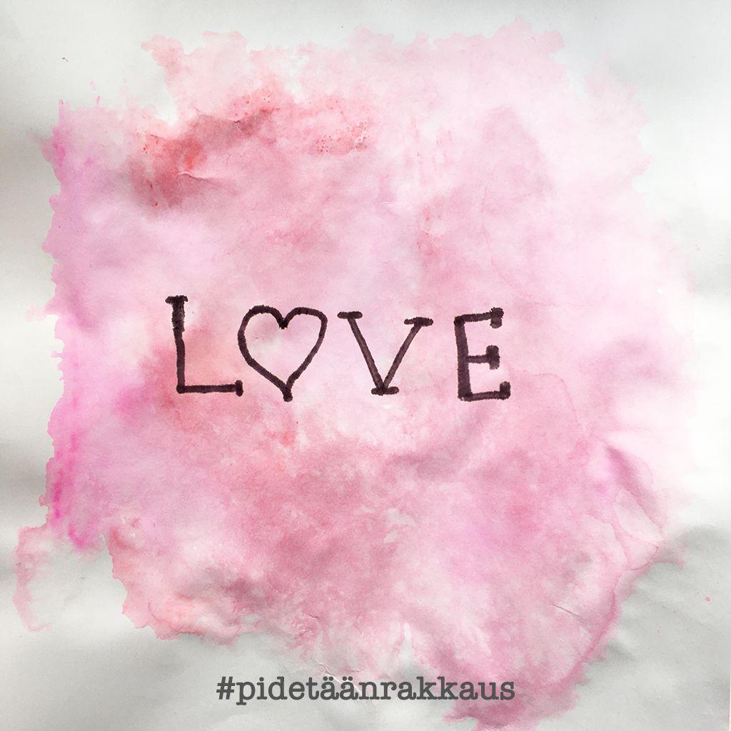 LOVE Häät.fi Pidetään rakkaus -haaste