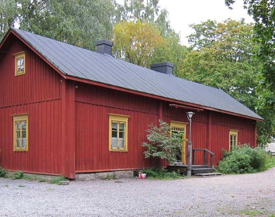 hääpaikka Helsinki Pakin talo