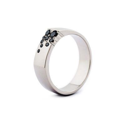 Unisex-sormus timanttisormus Kero AU3 Kultasepät