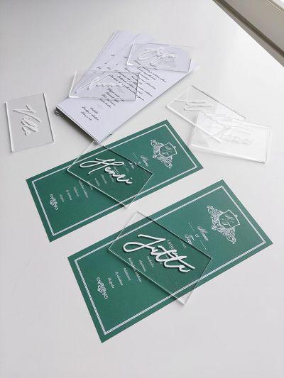 Hääohjelma ja paikkakortit - häiden suunnittelu korona-aikana