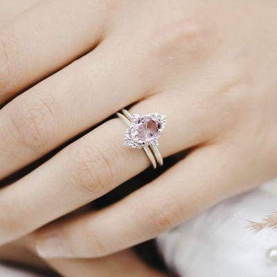 Laura Darth Pretty in Pink sormus Vuoden Kaunein Sormus 2019