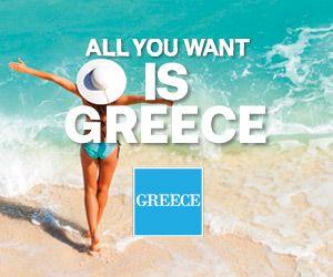 All you want is Greece – Kreikka