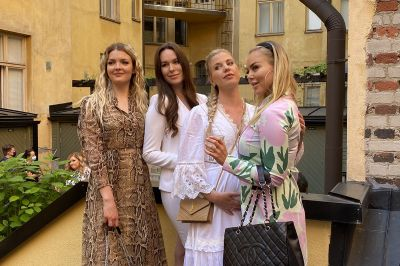 Hääpukuliike Wedding Garage Helsinki VIP-avajaiset
