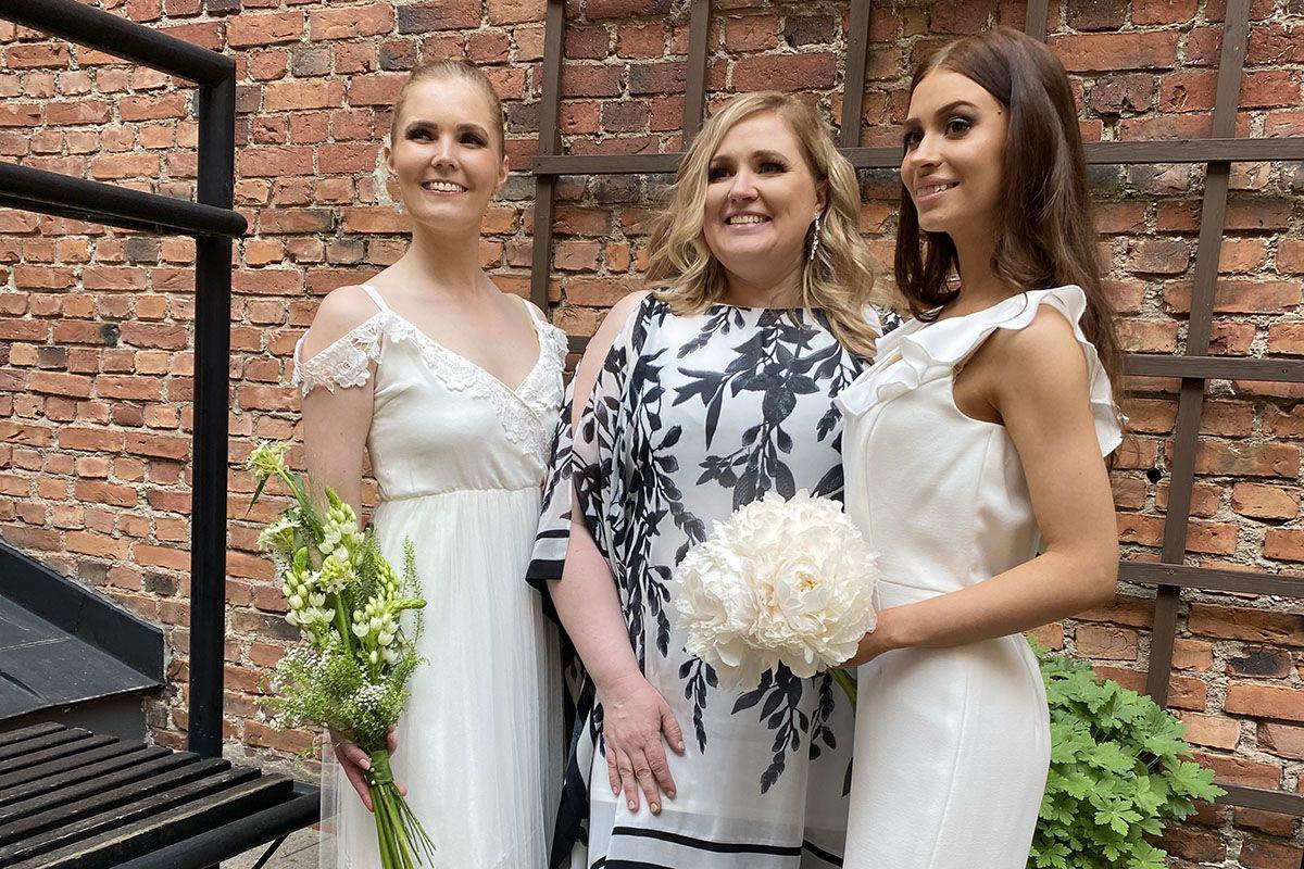 Hääpukuliike Wedding Garage Helsinki