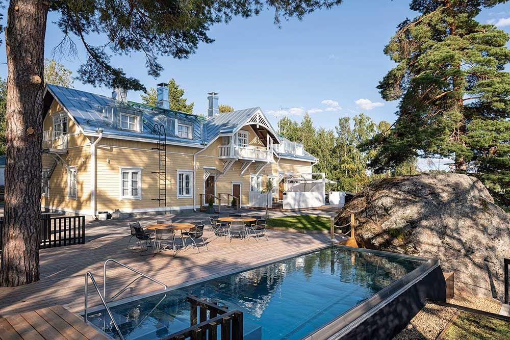 hotelli Ilona Inn Sysmä