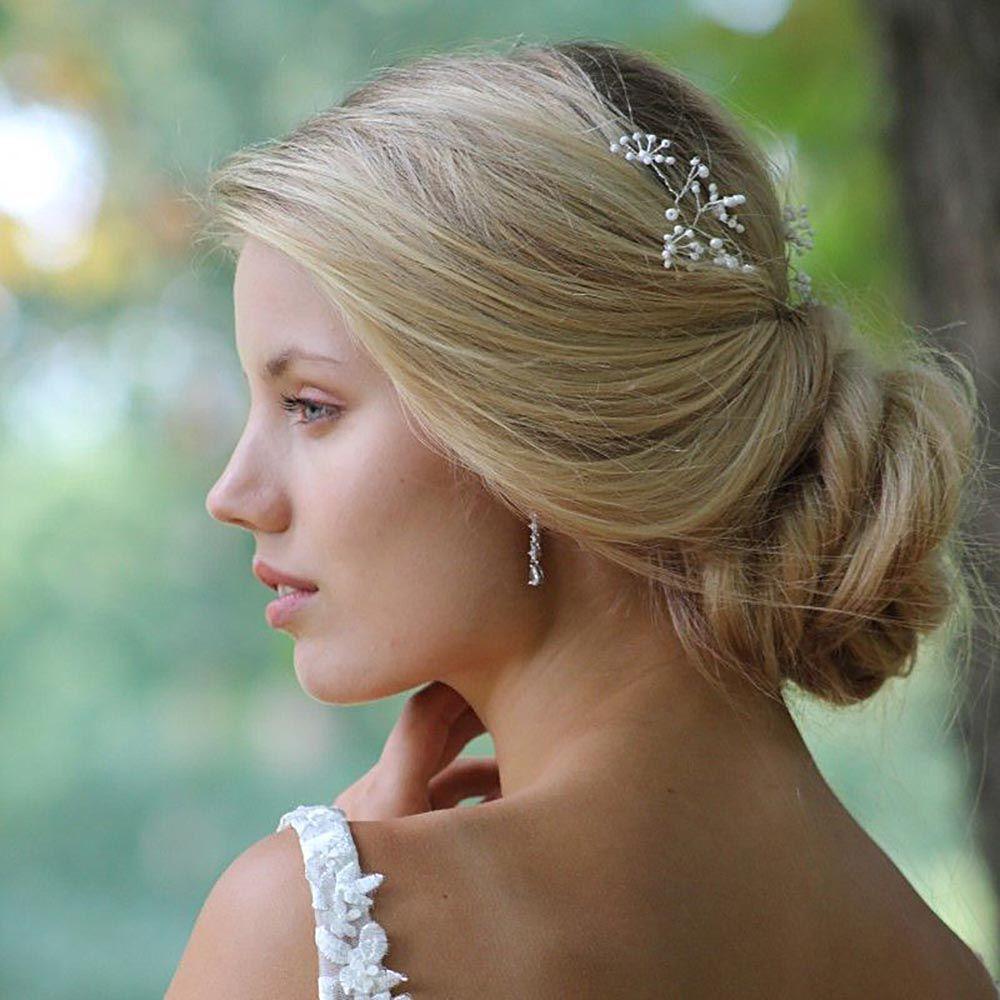 Morsiamen kauneus ja kampaus parturi-kampaamo ja kauneushoitola Villi Vanilja