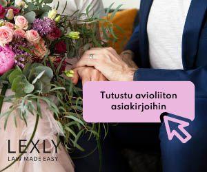 Tutustu avioliiton asiakirjoihin Lexly