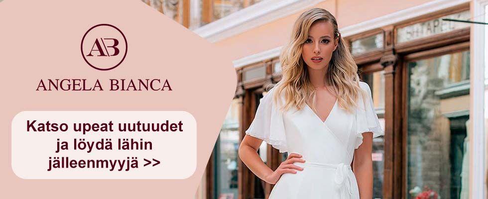 Angela Bianca hääpuvut 2021-10 paraati Häät.fi